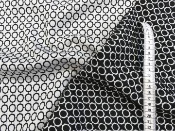 Jacquard Stretch  Double Face